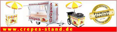 Crepes Stand